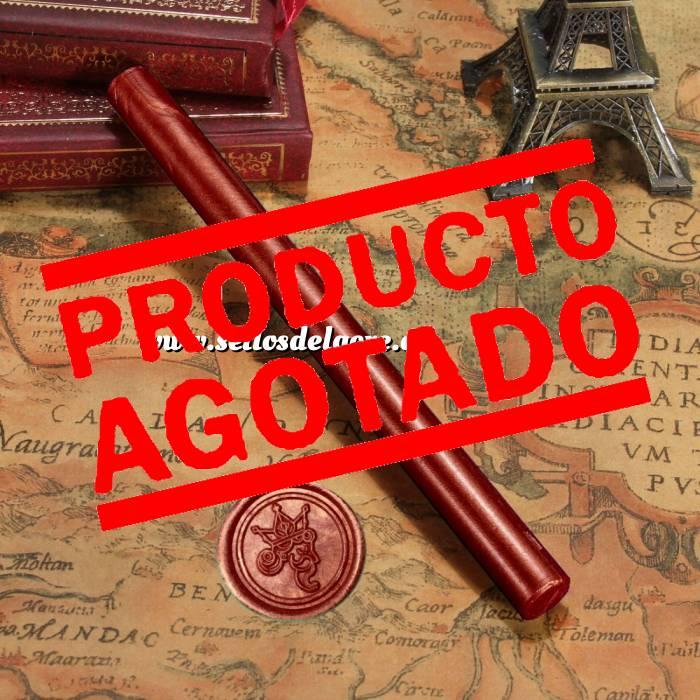 Imagen Barras para PISTOLA Barra Lacre 10mm Flexible pistola ROJO VINO Brillante