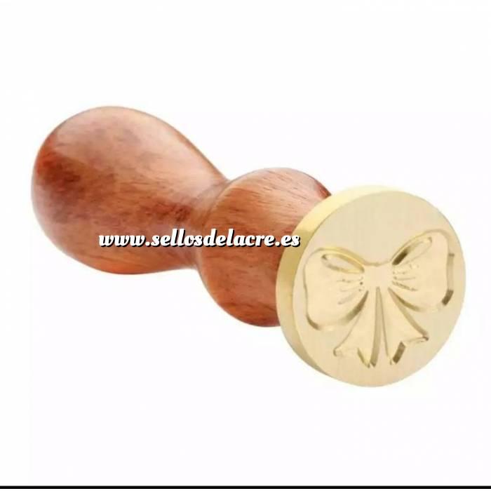 Imagen Símbolos Sello lacre mango largo - LAZO 1- (Últimas Unidades)