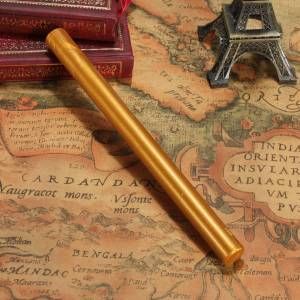 Imagen Barras para PISTOLA Barra Lacre 10mm Flexible pistola DORADO Brillante (Últimas Unidades)