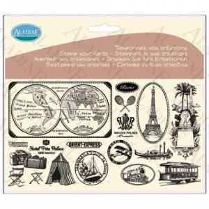 Diseños inmediatos - Sellos con motivos de viaje (Descatalogado) (ultimas uds) (Últimas Unidades)