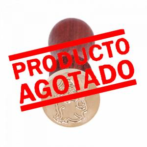 Símbolos - Sello lacre mango largo - NAVIDAD - Papá Noél Mod1 (Últimas Unidades)