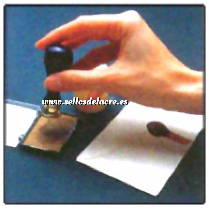 Técnicas e Instrucciones 04 - Opcional (Tinta para lacre dorada/plateada)