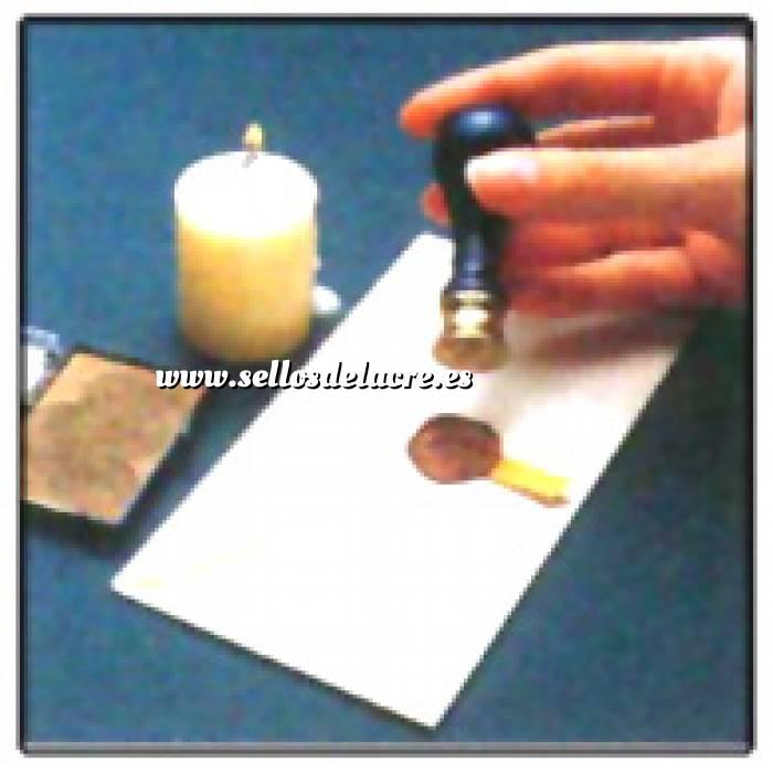 Técnicas e Instrucciones 05 - Fijar tinta sobre el sobre lacrado